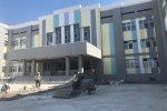 Строительство школы в г. Алматы. Этапы